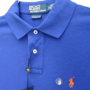 NWT.SIZE M. POLO BY RALPH LAUREN CUSTOM FIT SHIRT.